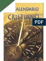 Fernando Delgadillo El Calendario Cristiano
