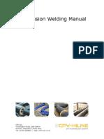 Manual - Butt Fusion Welding