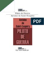 Saint-Exupery-Piloto-de-Guerra