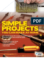 Simple Projects You Can Make at Home (Gnv64)