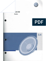 RCD 510 User Manual