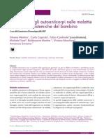 _Autoanticorpi Nelle Malattie Autoimmuni Sistemiche
