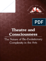 Armstrong Gordon Scott] Theatre and Consciousness