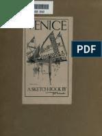 Venice Sketch Book