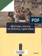 Historia social de España, 1400-1600