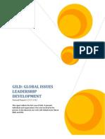 GILD Annual Report 2009-2010