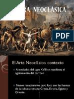PINTURA NEOCLÁSICA