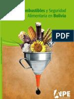 Agrocombustibles y Seguridad Alimentaria en Bolivia