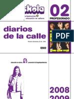 Guia Didactica Diarios de La Calle
