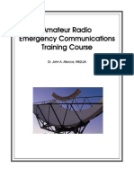 Amateur Radio Emergency Communications Training Course