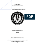 Regulasi dan Homestasis dalam Tubuh