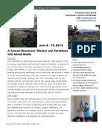 Brochure Verrochio 2013