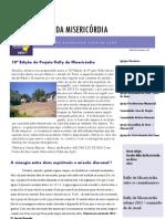Jornal Missionário Rally da Misericórdia 2013