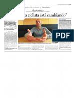 Entrevista a Iñigo Mujika