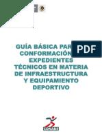 Cuadernillo para Integracion de Expediente Tecnico_2012 conade