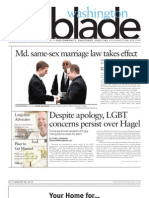 Washingtonblade.com - Volume 44, Issue 1 - January 4, 2012