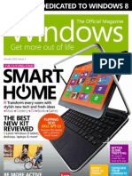 Windows the Official Magazine January 2013