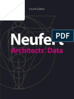 Neufert Architects Data Fourth Edition - By Wiley Blackwell