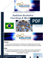 Portfolio Instituto Evolutivo Coaching 2013