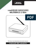 MV7210R Manual