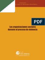 113845089 Organizaciones Sociales Durante Proceso Violencia
