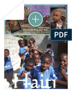 Diary of a Haiti Mission Trip May 2012