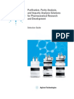 Purifi cation, Purity Analysis,