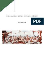 BATALLA DE LOS CRÉDULOS CONTRA LOS INCRÉDULOS.pdf