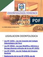 LEGISLACION ODONTOLOGICA.pptx