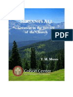 Servants All. Creation in the Service of the Church
