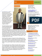 Rez Newsletter November 2012