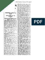 The Brisbane Courier 4 Januar 1915