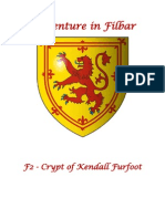 Crypt of Kendall Furfoot F2