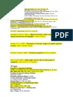 bibliografia fractais