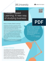 Monash University Problem Based Learning