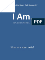 I AM Stem Cell Research