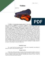Livro Sobre Violino