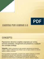 Cuentas Por Cobrar C-3