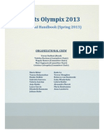 Arts Olympix 2013 Handbook - Updated 28_02_13