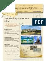 Rêves de France/English - N°1