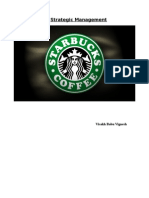 Starbucks- Company analysis