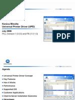 Upd_presentation_manual de Instalacion Bizhub c252 en Win 7