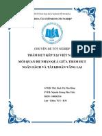 Chuyên đề tốt nghiệp - Nguyễn Hoàng Như Thủy  - Lớp TC4 k34