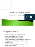 Mat 3 Routing Stat Is