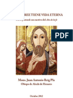 Carta Pastoral por el Año de la Fe
