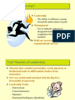 Leadership 2013