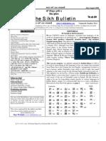 Bulletin 7&8 2008