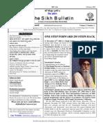 Bulletin 2 2003