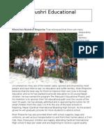 The Manjushri Educational Project