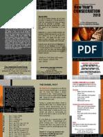 Fasting Brochure 2013